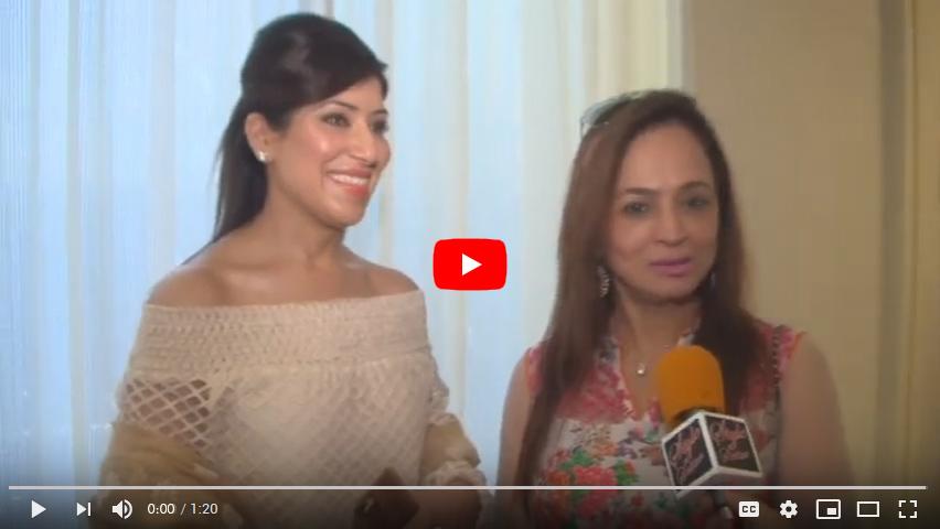 Smita Thackeray at Maheka Mirpuri's fashion presentation for Terry Fox Foundation's India chapter