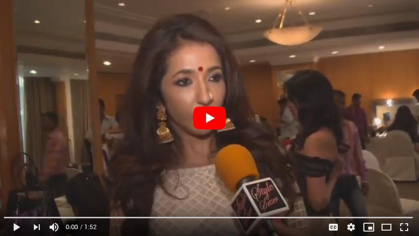 Krishika Lulla at Maheka Mirpuri's Fashion Event for Terry Fox Foundation's India chapter