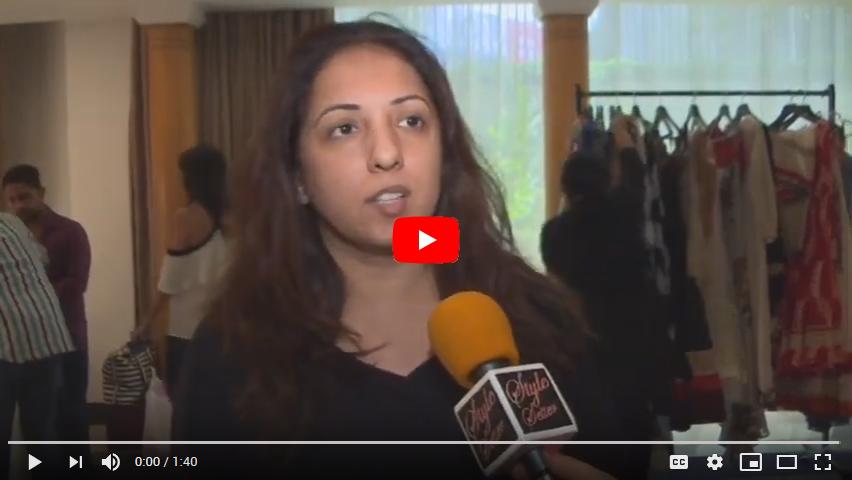 Munisha Khatwani at Maheka Mirpuri's fashion presentation for Terry Fox Foundation's India chapter