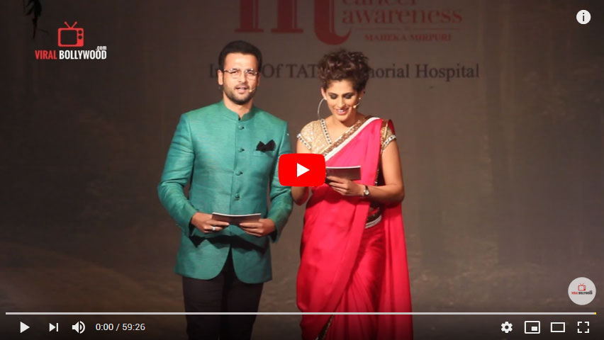 UNCUT - Cancer Fundraiser with Fashion Show | Anil Kapoor | Vivek Oberoi